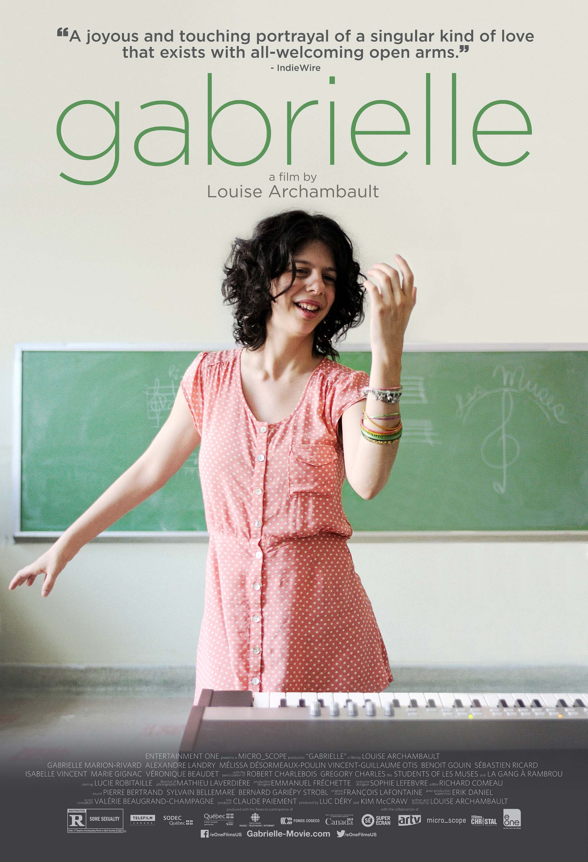 Gabrielle poster low res