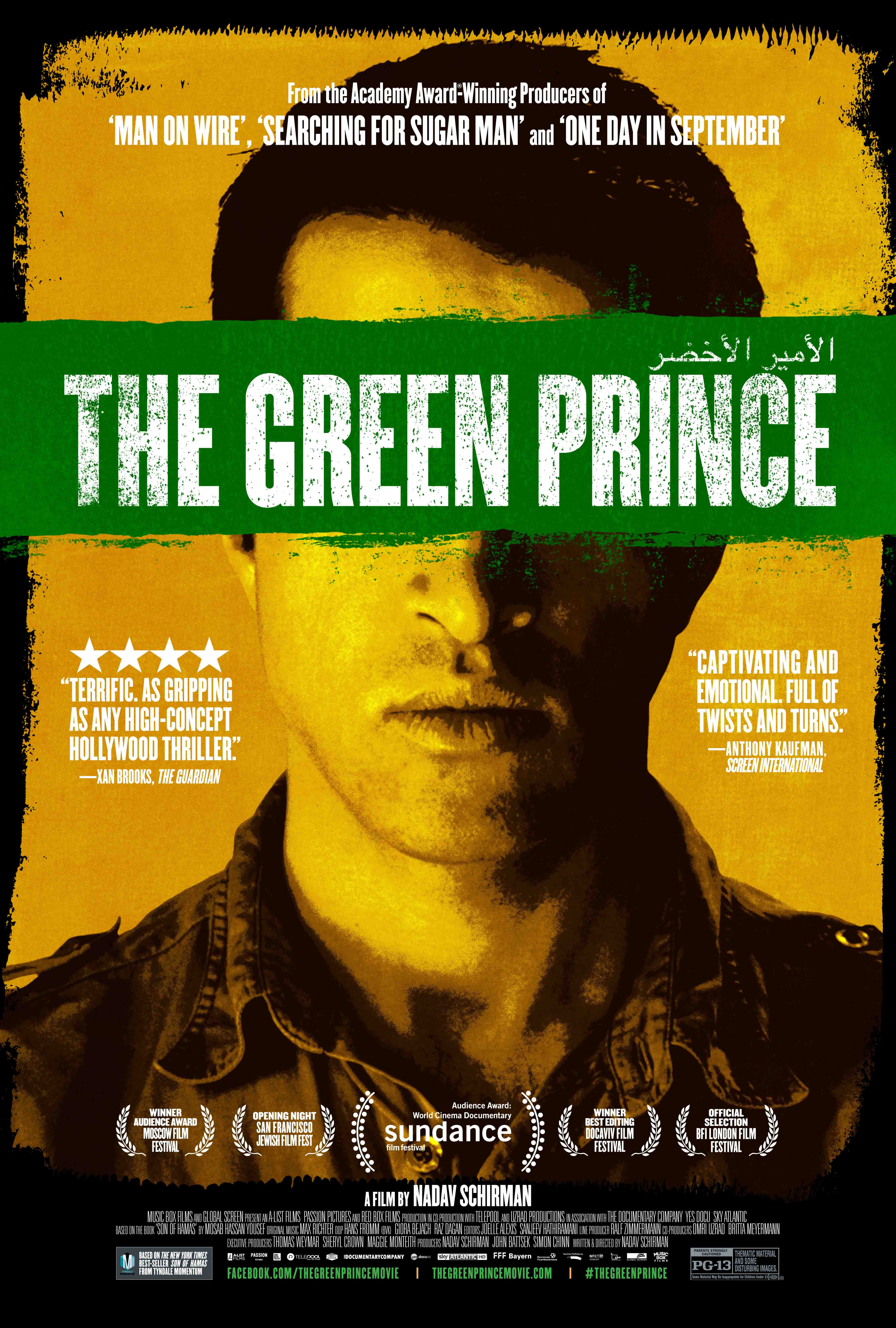 greenprince poster