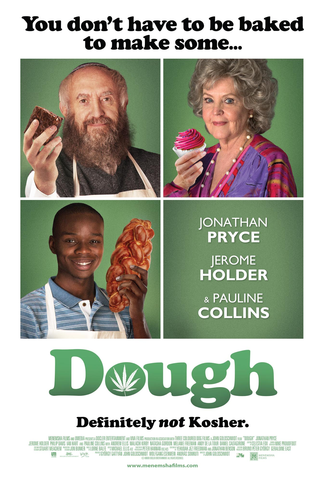 Dough poster compressed
