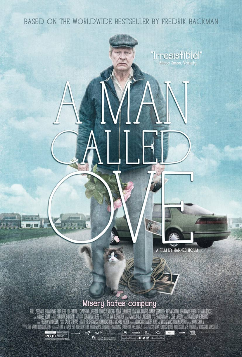 a man called ove poster 2