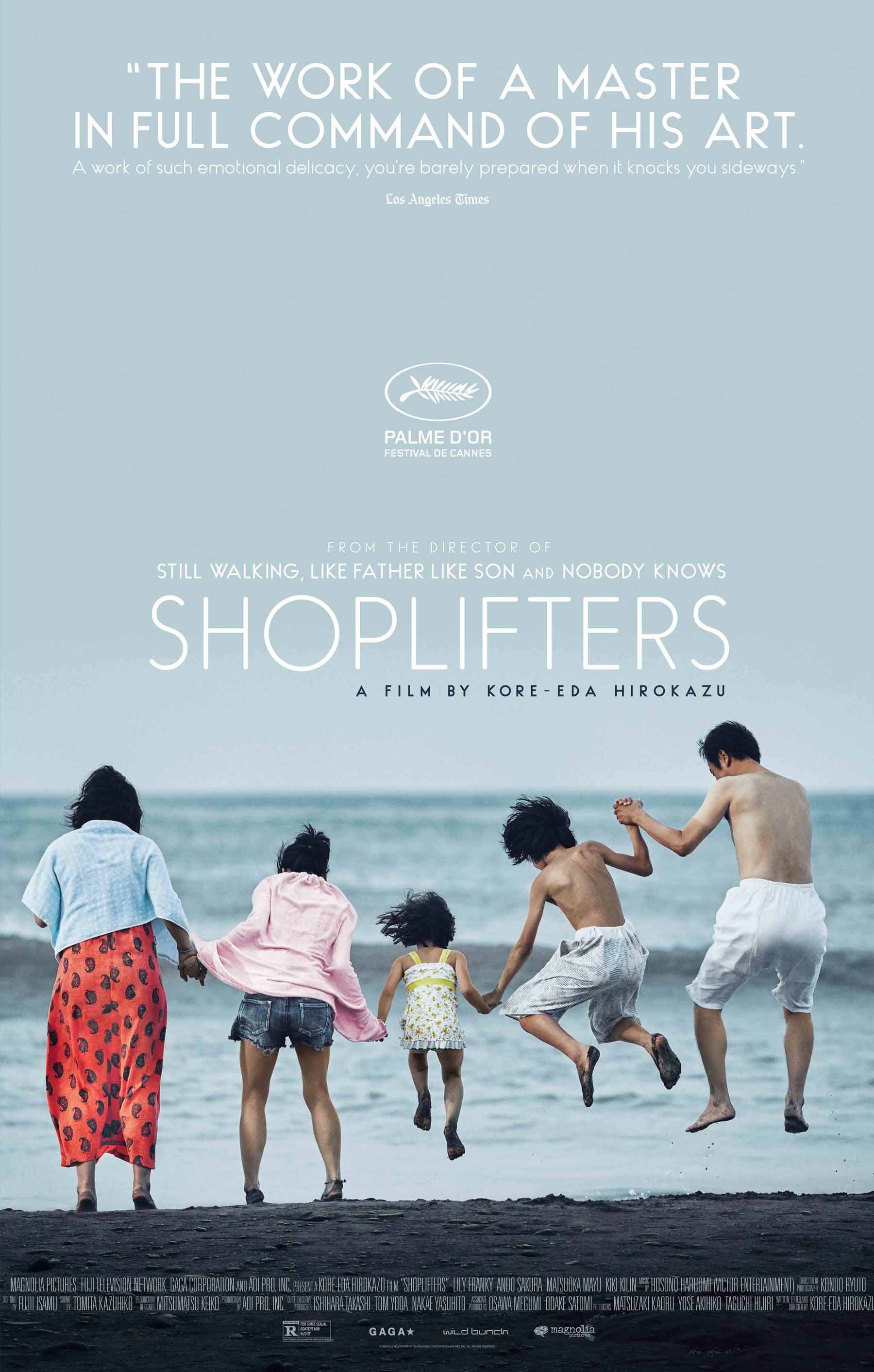 shoplifters poster final | The South Bay Film Society